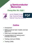 Memory Testing