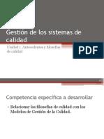 1.0 Antecedentes de Los Sistemas de Gestion Empresarial