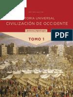 Historia Universal de La Civilizacion de Occidente Tomo 1