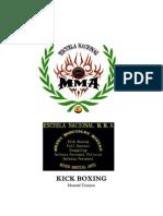 Kickboxing Examenes Grados