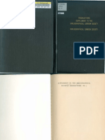 Transactions Supplement to the Bibliographical London Society No. 1 (Dee Manuscripts)