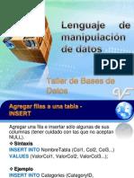SQL LMD