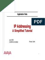 tutorial ip address
