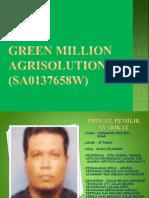 Green Million Agrisolution Ent - Catalog