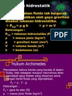 Presentasi FLUIDA