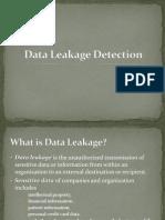 dataleakagedetection-140410130656-phpapp01