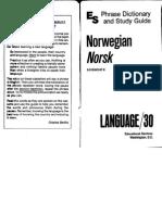 Berlitz Language 30 - Norwegian