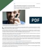Advierten Sobre Posibles Ataques Informáticos Basados en Conectores USB - Lanacion