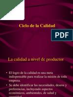 2.- Ciclo de Calidad