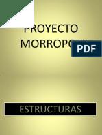 PROYECTO MORROPON - ESCALONADO