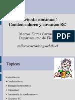 Clase 2 Corriente Continua y Circuitos RC