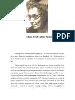 Biografia - Helena Antipoff(1)