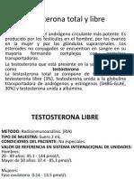 Testosterona Libre