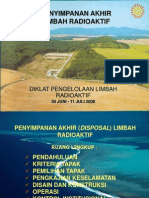 Diklat PLR Disposal 1