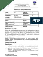 022 Psicologia Industrialseg Sem 2009
