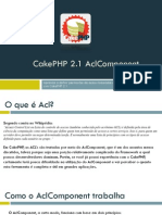 CakePHP 2.1 AclComponent