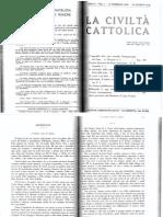 Ferrua Santa Prisca Civilta Catholica 1940
