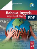7 Bahasa Inggris Buku Siswa