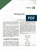 Cap 34 Refrigeración