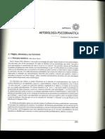 Metodología Psicodramatica Manual Formación ASoc.espanola.psicodram
