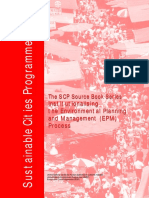 Sustainable Cities Programme 1990-2000