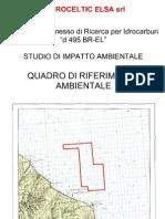 Petroceltic via 495 Quadro Rif Ambientale
