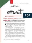3rd Quarter 2014 Lesson 7 Teachers' Edition Living Like Christ