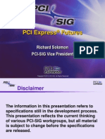 PCI Express Futures