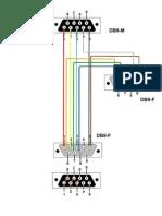 Kabel UART-PS2KBD