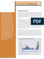 Distressed Debt White Paper 201001