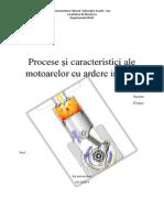 Proiect PCMAI (Procese si caracteristici ale motoarelor cu ardere interna)