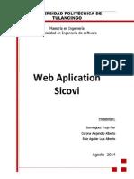 Reporte Proyecto Sicovi_avance