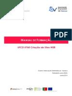 Manual - Criaá∆o de sites web (3)