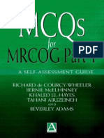Mcqs for Mrcog Part 1 - Richard de Courcy