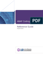 ZABAP Coding Standards V2 0