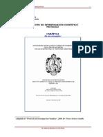 2.8. Redaccion Del Proyecto de Investigacion