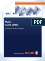 Metal Halide Lamps Gb