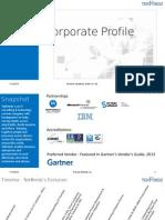 TMZ Corporate Profile