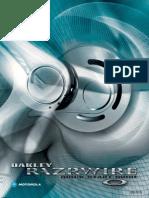 Gafas Bluetooth Razrwire Manual ENG