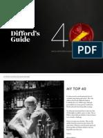 eBook Diffordsguide Top40