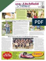 Hudson~Litchfield News 8-15-2014