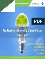 SEAD Street Lighting Overview