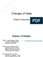 Changes of State Powerpoint