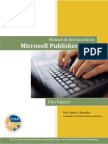 Publisher 2013, Uso Básico