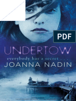 Undertow by Joanna Nadin - Sample Chapter