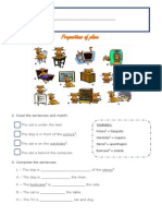 Prepositions of Place_2nd