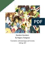 Random Numbers by Nagaru Tanigawa