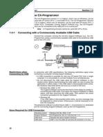 Sysmac Cp Series Cp1l Cpu Unit