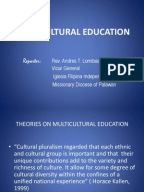 Multicultural education essays and articles  vijay iyer dissertation My Website