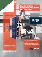 eWON Cosy - Router industriale per teleassistenza